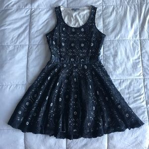 Used, [Tinley Road] A-Line Lace Dress for sale